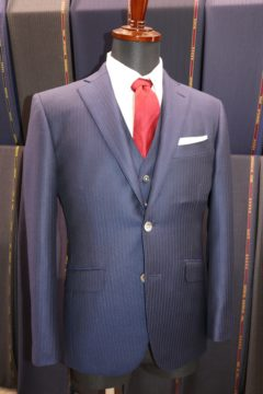 ゼニアエレクタでオーダースーツ|Fashion AT Men'sの画像