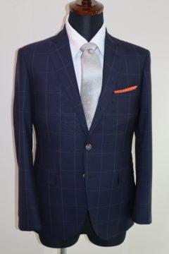 イタリアグラントリノのオーダースーツ|Fashion AT Men'sの画像