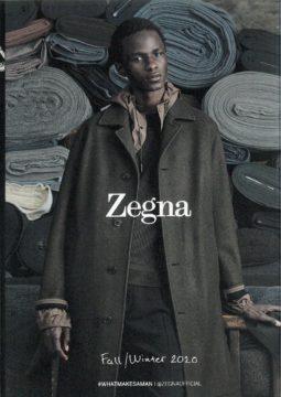 ゼニアよりも進んでいるパンツの裾スリット|Fashion AT Men'sの画像