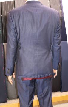 他店のオーダースーツのお直し|Fashion AT Men'sの画像