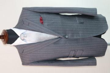 ブリティッシュスタイルのオーダースーツ|Fashion AT Men'sの画像