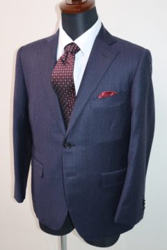 ゼニアヘリテイジフラノ調オーダースーツ Fashion AT Men'sの画像