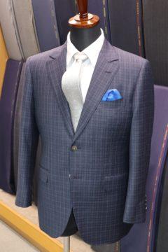 スキャバルの新春スーツ|Fashion AT Men'sの画像