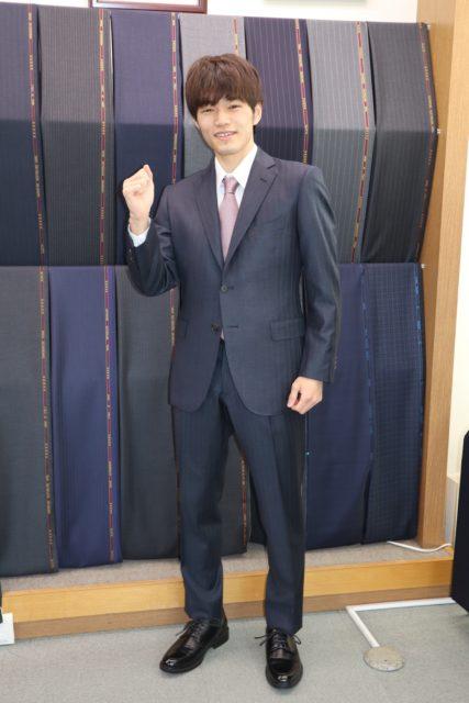 成人式スーツ