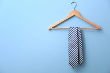 ネクタイは洗濯機で洗える? 洗濯OKなネクタイってどんなネクタイ?の画像