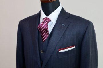 ゼニアエレクタ3ピーススーツ|Fashion AT Men'sの画像