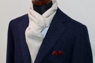 トロフェオカシミアのオーダージャケット|Fashion AT Men'sの画像