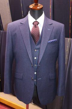 ランバンでかっこいい3ピーススーツ|Fashion AT Men'sの画像