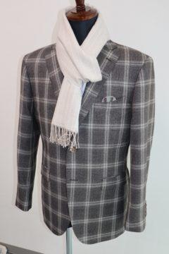 春らしいドーメルオーダージャケット|Fashion AT Men'sの画像