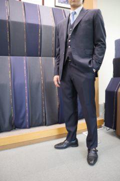 タリアデルフィノスーツ納品|Fashion AT Men'sの画像
