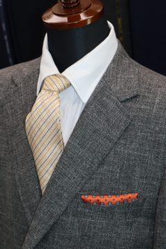 人気のかすれ調生地でジャケット|Fashion AT Men'sの画像
