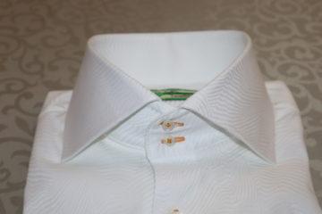 ホリゾンタルカラーのシャツ|Fashion AT Men'sの画像