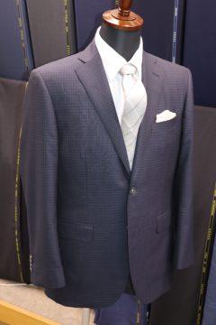 フィンテックスで入学式用オーダースーツ|Fashion AT Men'sの画像