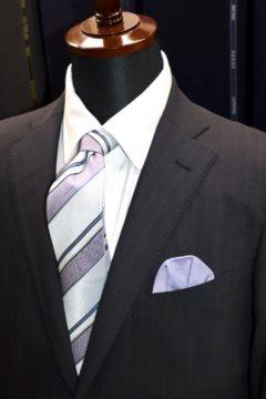 ゼニアアメージングでオーダースーツ Fashion AT Men'sの画像