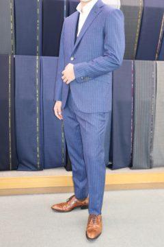 ランバンオーダースーツ、クールビズにも|Fashion AT Men'sの画像