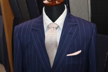 イタリアンなカノニコオーダースーツ|Fashion AT Men'sの画像