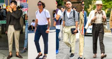 オシャレなグルカパンツ|Fashion AT Men'sの画像