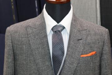 こだわりの世界に1着のオーダージャケット|Fashion AT Men'sの画像