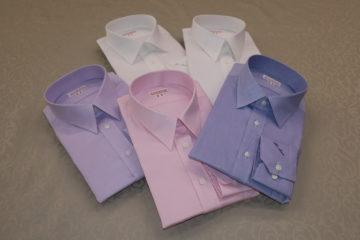 やっぱりシャツもオーダーで|Fashion AT Men'sの画像