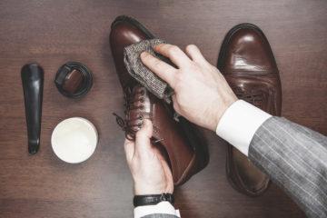雨の日に革靴を履くのなら知っておきたいポイントの画像