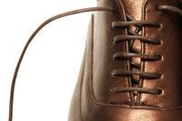 革靴の靴ひも