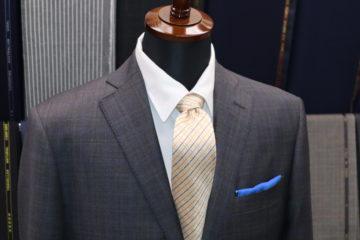 ドラゴのスーツペイズリーの裏地で|Fashion AT Men'sの画像