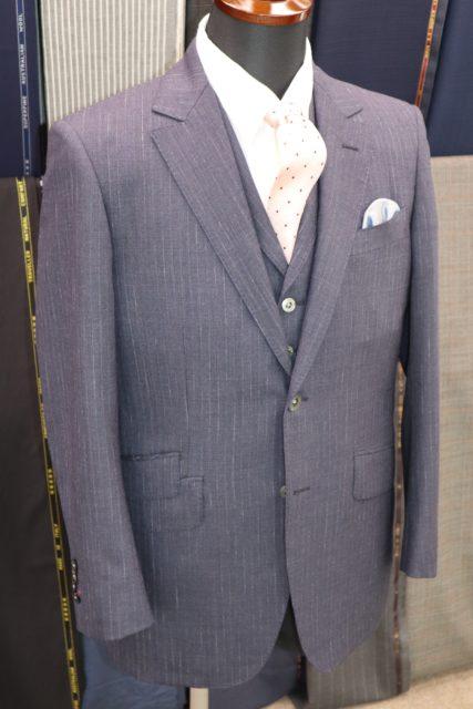 ドーメルオーダースーツ