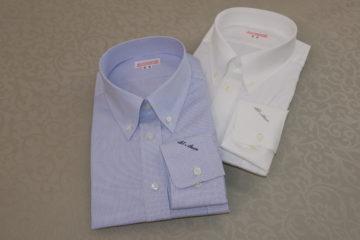ボタンダウンシャツでクールビズもおしゃれにの画像