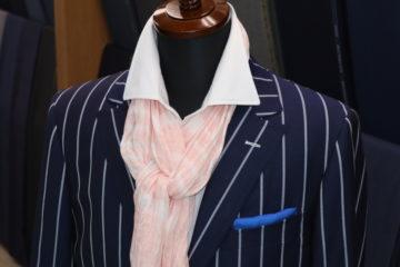 アリストンでイタリアンなオーダースーツ|Fashion AT Men'sの画像