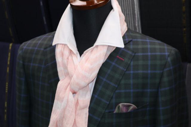 ドーメルドーシルクジャケット