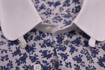 オーダーメイドならではのシャツデザイン|Fashion AT Men'sの画像