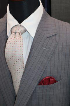 春夏専用ゼニアアメージングでオーダースーツ|Fashion AT Men'sの画像