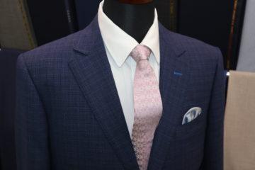 通気性のあるトニックウールで夏も快適スーツ|Fashion AT Men'sの画像
