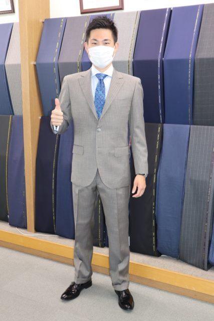スキャバルオーダースーツ