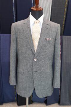 ドーメルトニックウールでオーダースーツ|Fashion AT Men'sの画像