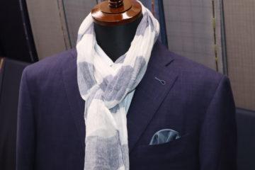 ゼニアクロスプレイで涼し気なジャケット|Fashion AT Men'sの画像