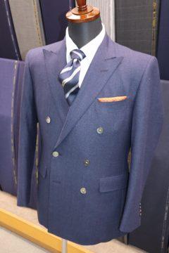 ランバンでブリティッシュなジャケット|Fashion AT Men'sの画像