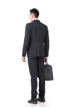 「センターベント」のスーツの特徴は? 由来や着こなし方をチェック!の画像