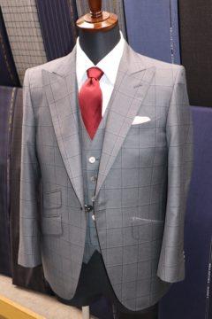 タリアの高級スーツフォーマルにも|Fashion AT Men'sの画像