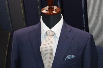 ゼニアトラベラーでオーダースーツ|Fashion AT Men'sの画像